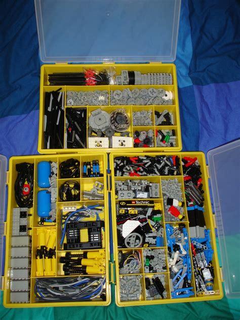 le rangement des pi 232 ces lego