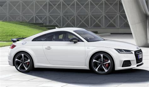 Audi S audi tt s line competition toujours plus de sportivit 233