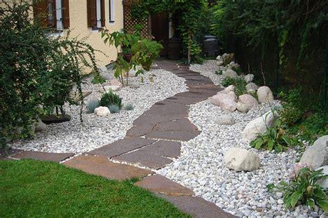 Kies Für Den Garten by Design Kies Garten
