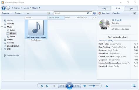 best software for cd burning 7 best free cds and dvd burning software applications for
