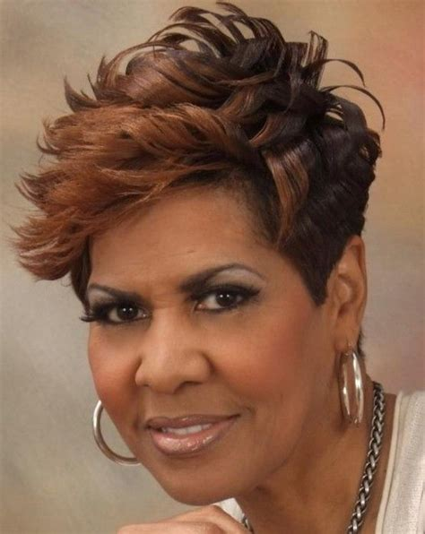 afro cuts for women over 50 hairstyles for black women over 50 short afro short