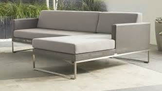 sunbrella sectional sofa dune sunbrella sectional sofa crate and barrel