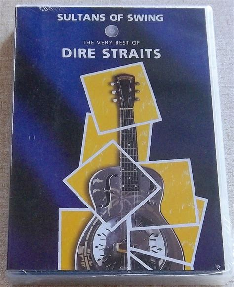 sultans of swing by dire straits dire straits sultans of swing very best of 2 cd dvd south