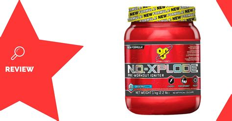 n o supplements bsn no xplode 3 0 pre workout review berry