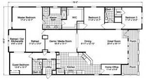 Palm Harbor Manufactured Home Floor Plans La Belle X4766s Home Floor Plan Manufactured And Or