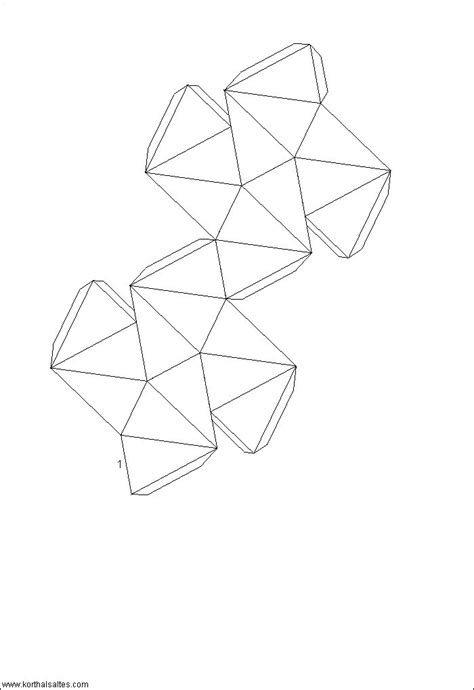 Origami Diagrams Compound Of Dodecahedron And Great - 1000 images about manualidades on masquerade
