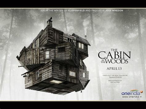 The Cabin In The Wood by The Cabin In The Woods Geekess