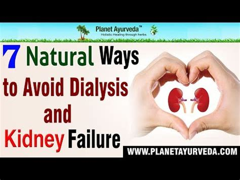 7 Ways To Prevent by 7 Ways To Avoid Dialysis And Kidney Failure