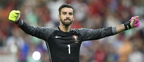 portiere portogallo portugal rui patr 237 cio the goalkeeper linked