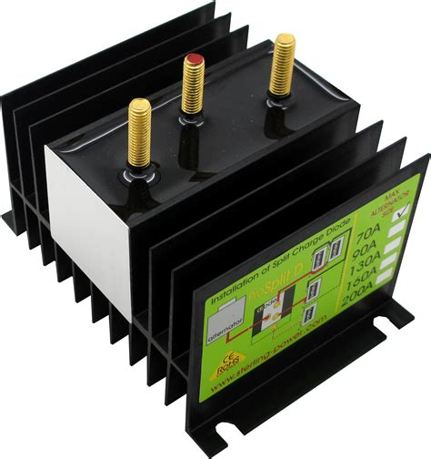 blocking diode for power supply split charge diode block images