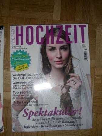 Zeitschrift Hochzeit by 3