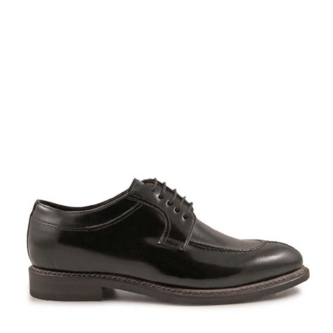 handmade s italian dress shoes in black leather