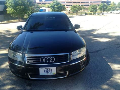 automobile air conditioning repair 2005 audi a8 security system purchase used gorgeous 2005 audi a8l 4 2 quattro in ballwin missouri united states for us