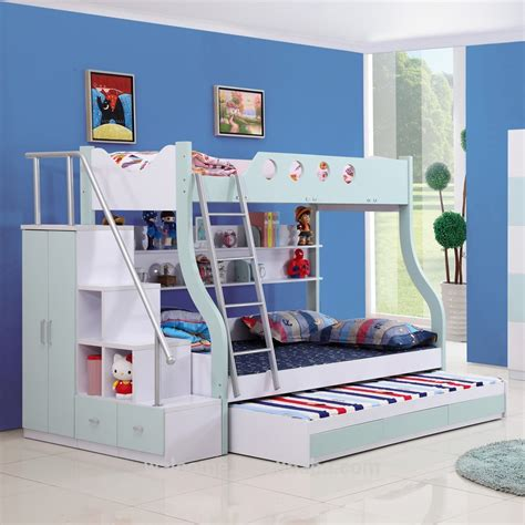 Functional Bunk Beds Wholesale Kid Bed Furniture Functional Bunk Beds Alibaba