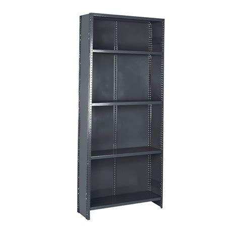 Edsal 36 In W X 75 In H X 12 In D Commercial Grade Commercial Bookshelves