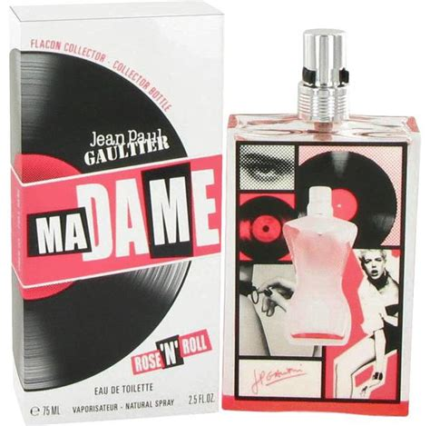 Parfum Original Jean Paul Gaultier Madame N Roll Edt 75ml 1 madame n roll perfume for by jean paul gaultier