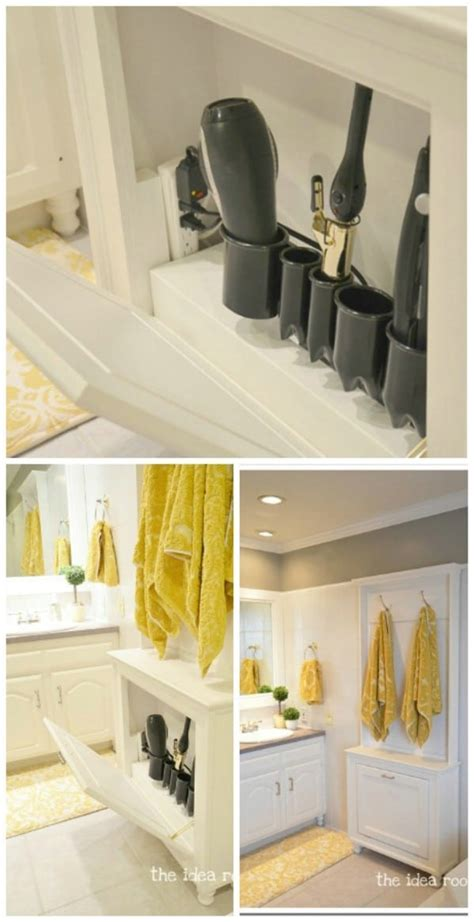 diy bathroom storage solutions 30 brilliant bathroom organization and storage diy