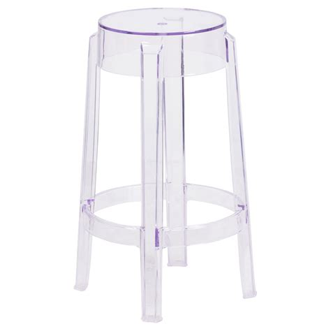 ghost counter stools canada modern counter stools ghost counter stool eurway