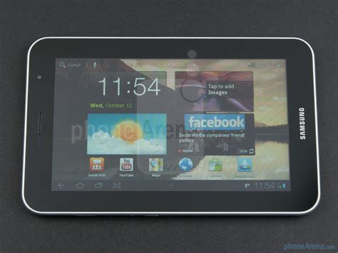 Samsung Tab 7 Plus samsung galaxy tab 7 0 plus preview