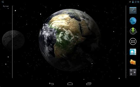 desktop wallpaper earth live earth live wallpaper android apps on google play