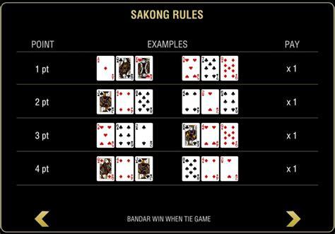 peraturan game bandar sakong  mainbandarqco