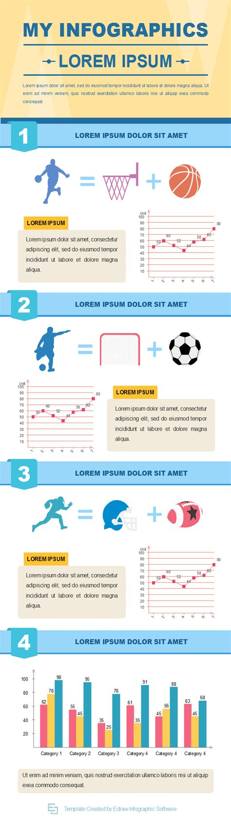 sports infographics templates favorite sport infographic free favorite sport infographic templates