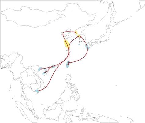 dove migration map texas dove migration map 28 images migration analysis 17 24 april 2015 birdcast americas range