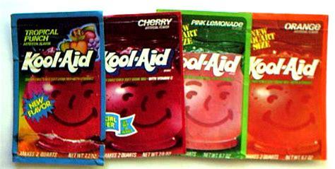 imagenes de kool aid kool aid packs