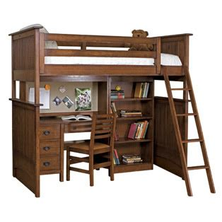 Bunk Bed And Desk Combo The Ultimate Bunk Bed Desk Combination Stickley Furniture
