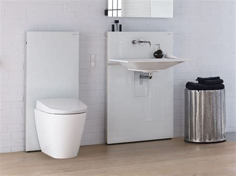 Dusch Wc Stand by Geberit Aquaclean Sela Shower Toilet Complete Floor