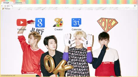 theme google chrome got7 just right got7 just right v 1 chrome theme themebeta