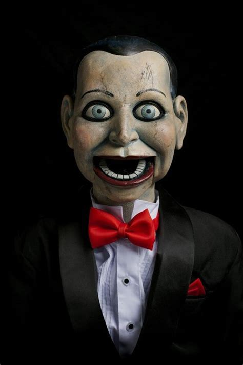 haunted doll billy billy the puppet dead silence