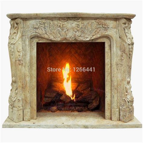 fireplace mantel frame european style in