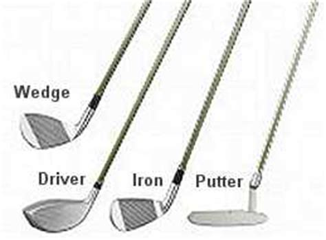 golf swing types golf choosing golf clubs to fit your game