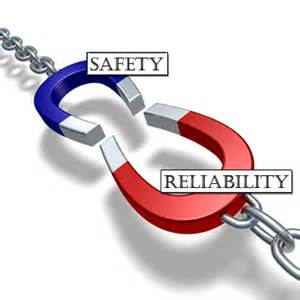 the link between reliability and safety l s electric