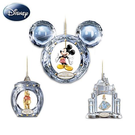 disney ornaments collection ultimate disney quot reflections quot ornament collection