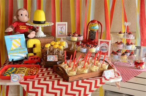 curious george decorations the howard family kennedie s curious george