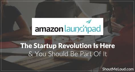 amazon launchpad how amazon launchpad is helping startups to sell their