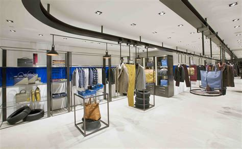 Open Concept Floor Plan dunhill opens pop up store in paragon singapore luxuo