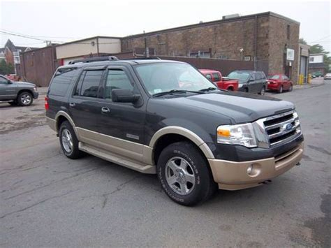 how to fix cars 2007 ford expedition el navigation system find used 2007 ford expedition el eddie bauer sport utility 4 door 5 4l in boston massachusetts