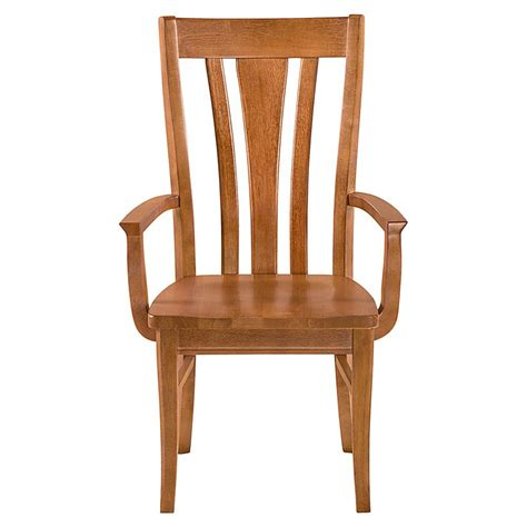 Bassett Dining Chairs Bassett 4469 1000 Custom Dining Arm Chair Discount Furniture At Hickory Park Furniture Galleries