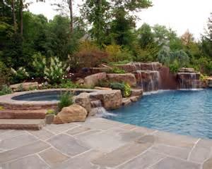 landscaping inground pool landscaping ideas