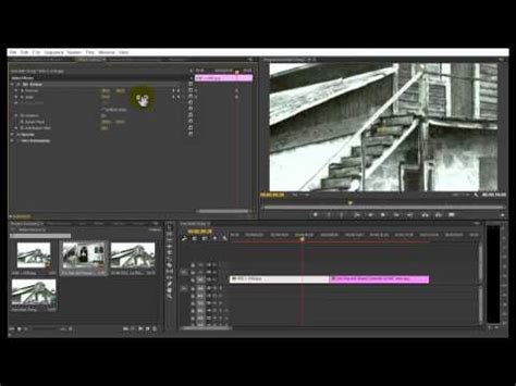 adobe premiere pro zoom effect 7 best adobe premiere tutorials images on pinterest