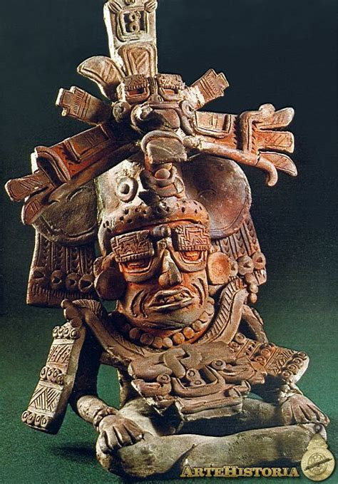 imagenes mitologicas de la cultura zapoteca urna funeraria con el dios viejo cultura zapoteca monte