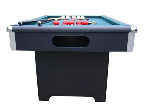 slate bumper pool table berner billiards slate bumper pool table in black free