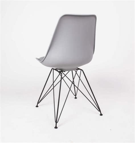 design stuhl grau design stuhl grau stuhl gepolstert grau mit metallgestell
