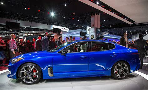 Kia Stinger 2020 Update by 2020 Kia Stinger Engine Changes 2019 2020 Kia