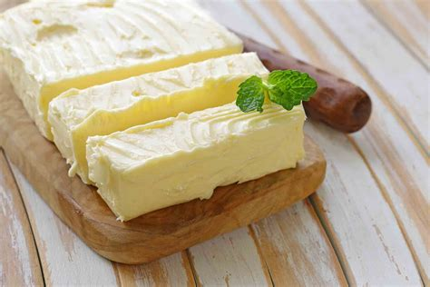 Calories In A Knob Of Butter by How To Make Home Made Butter With Your Blender S Pantry