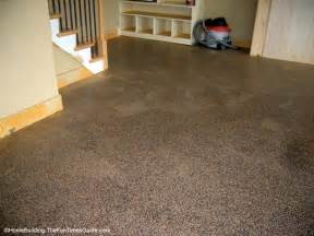 Garage Floor Paint How To Apply How To Apply A Garage Floor Coating In Your Home Times