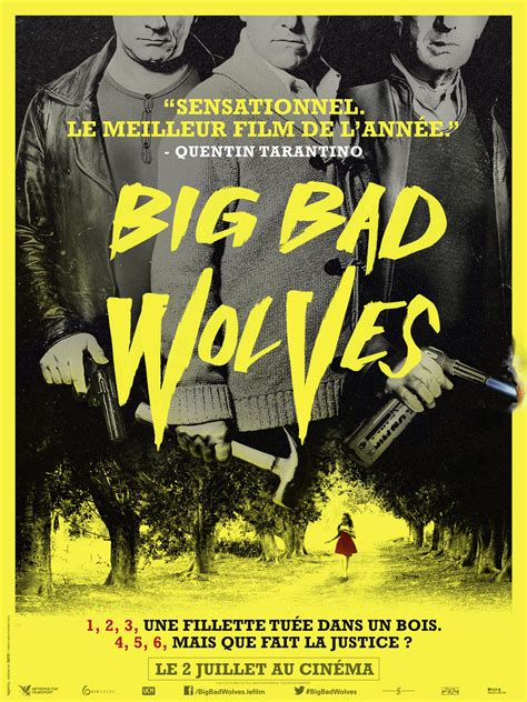 bad bid big bad wolves la critique du